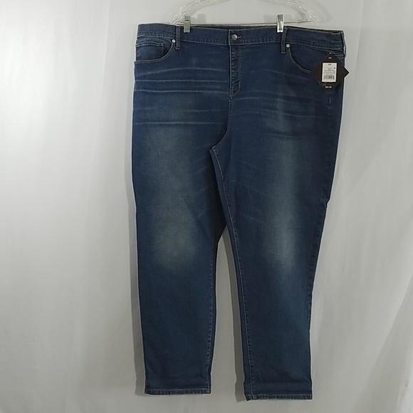 50038844983 Womens plus jeans (J 1)